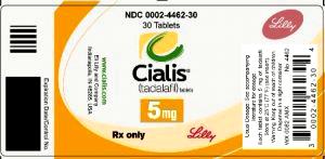 Beneficios de Cialis 5 mg Tadalafil