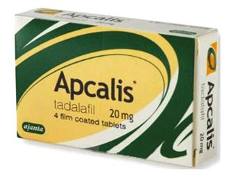 Comprar Apcalis 20mg tablets en España