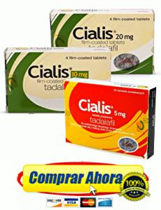 Comprar ahora Cialis online en España
