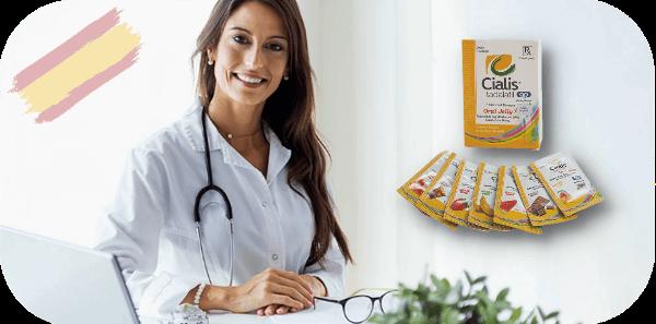 Cómo comprar Cialis Oral Jelly online en España?