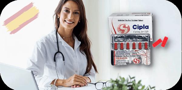 Dónde comprar Sildalis 120 mg (Viagra+Cialis) en España?