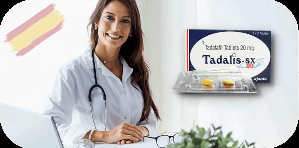 Dónde comprar Tadalis SX 20 mg en España?
